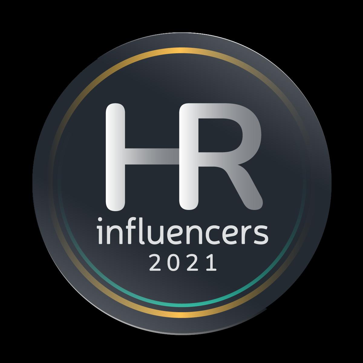 Logo HR influencers 2021